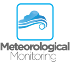 Real-time meteorological monitoring AWS