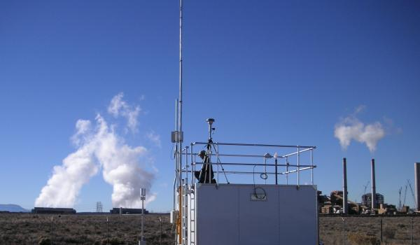 Ambient air quality, industrial site air quality monitoring