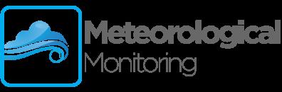 Meteorological monitoring icon