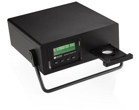 Soot scan dual wavelength bench top black carbon analyser